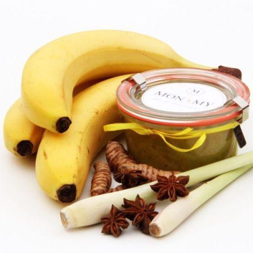 Dobrodružné banánové čatní