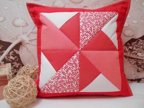 patchwork deka a vankúš za super cenu
