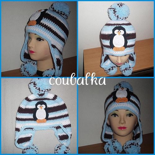Zimní tučňáková