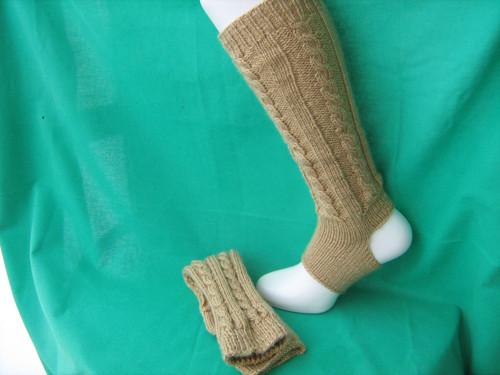 návleky na nohy pro sport