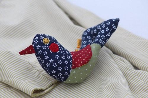 Ptáček pro radost