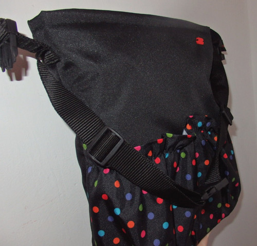Nepromokavá taška na kočárek Comfort #5 - 60 vzorů
