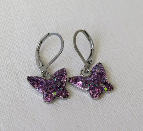 Fialoví motýlci