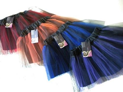 STELLA - Tylové sukně zase jinak.