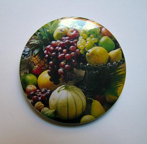 OVOCNÁ.. - placka - button - 44 mm