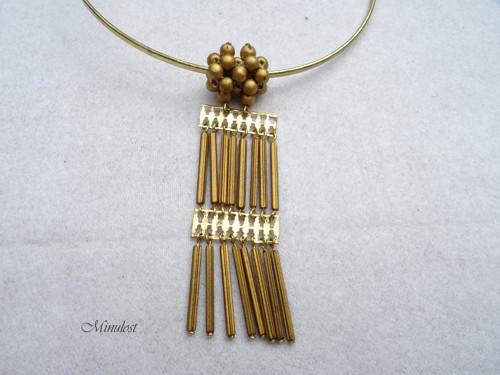 Náhrdelník pro Nefertiti