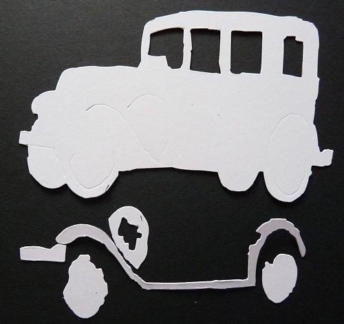 Výseky - Timíkovo auto