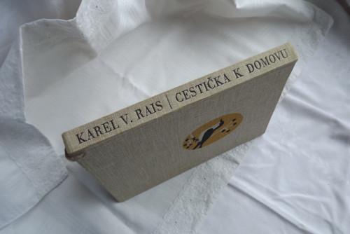Cestička k domovu - Karel V. Rais
