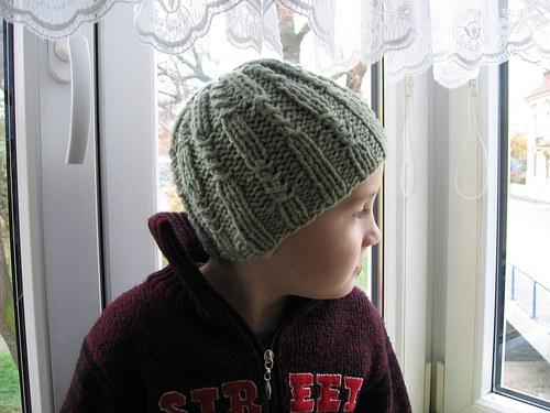 Dětská  čepice  pro kluky i holčičky