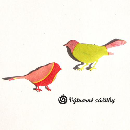 Dva ptáčci