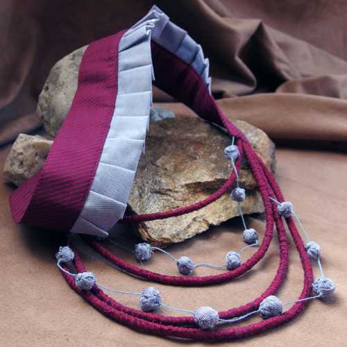 Košilatá - náhrdelník