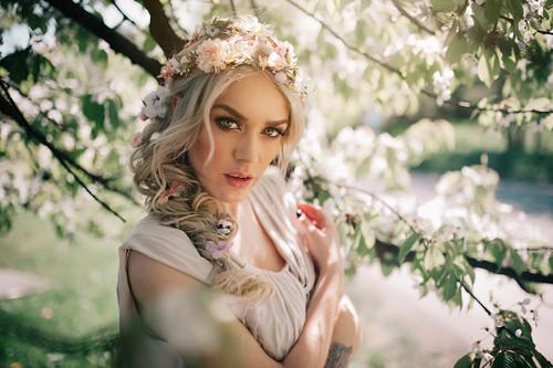 Svatební set - růžová, zlatá, bílá