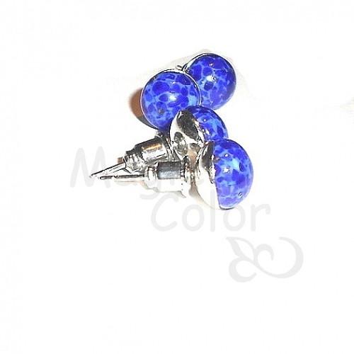 Blue Vinutes Silver