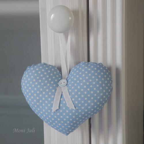 Malé srdíčko modré