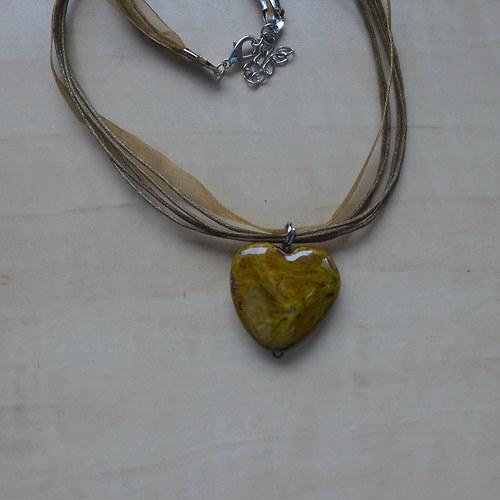 Náhrdelník Stone Heart