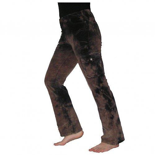 Batikované kalhoty