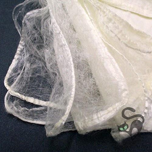Hedvábné kapesníčky - silk hankies