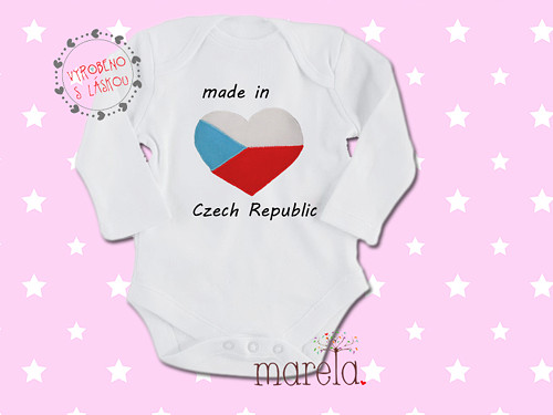 Body Made in Czech Republic