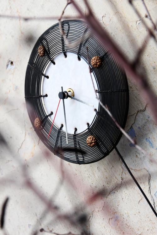 Domov... kyvadlové drátované hodiny