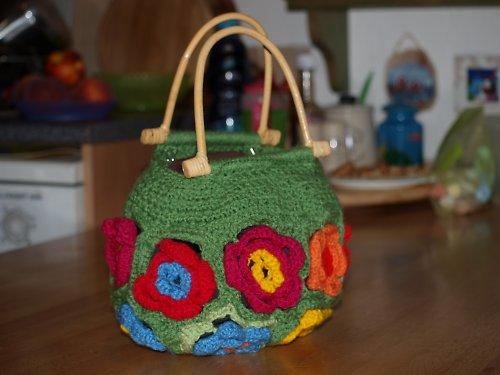 Luxusní kabelka pro odvážné a veselé paní :)