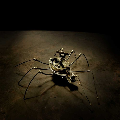 Spider Steampunk X