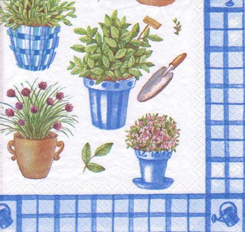 Ubrousek - bylinky (3 ks - VÝPRODEJ)