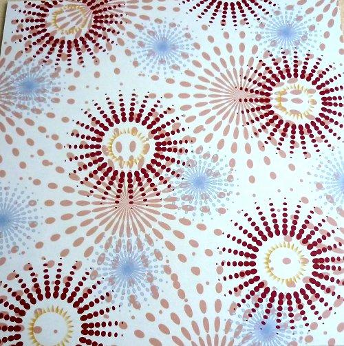 Papír Dot Stars