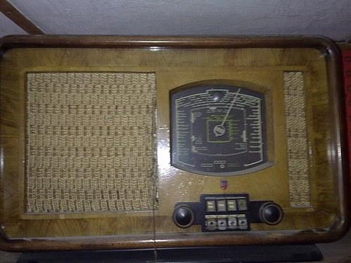 Rádio, cca 40.léta