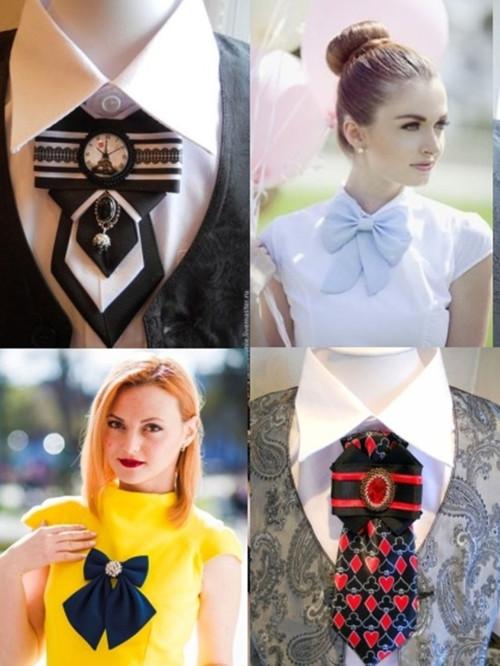 Dámská kravata NO.6 - i na přání