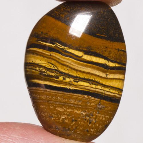 Tygří železo, 23 mm