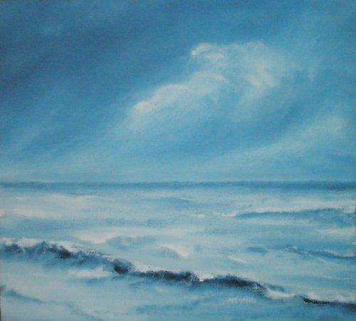 Oblak nad morom