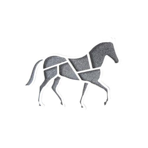 Koník vertigo grey/traffic white