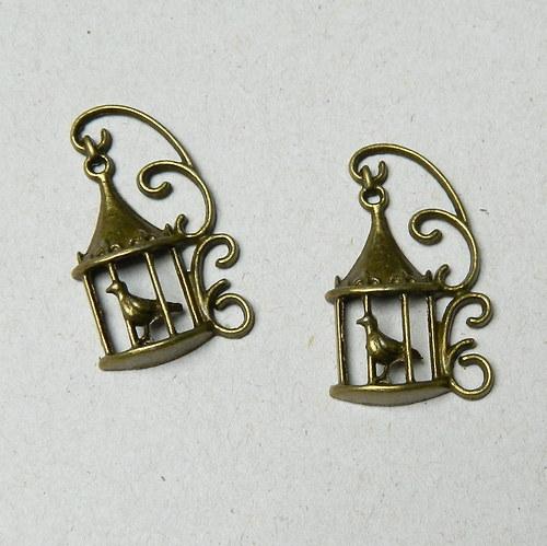 Klícka 3,4 x 1,8 cm - 1ks