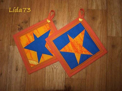 Chňapky-crazy hvězdy