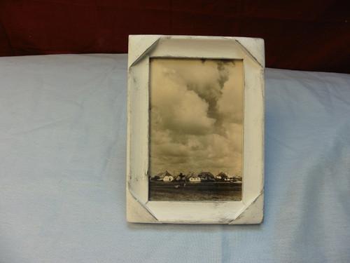 Stará fotografie  v rámečku