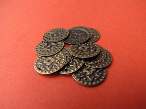 Penízky,5 kusů