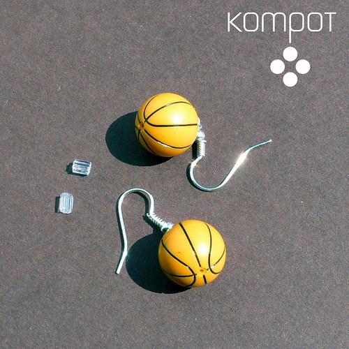 BASKETBALL - míčky (chir. ocel)