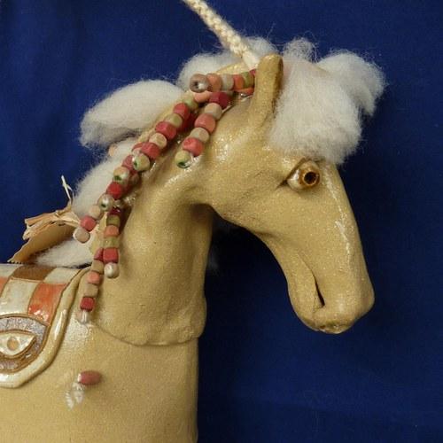 Koník zvonivý - závěsný