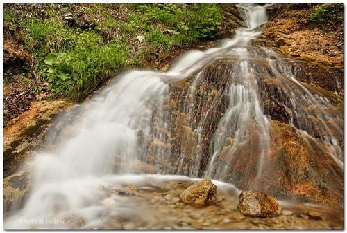 Vodopády Malé Fatry