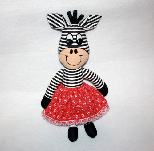 Zebra Karlička