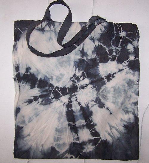 taška černo-bílá