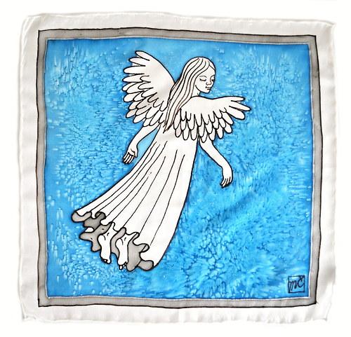 Kapesníček s Andělkou