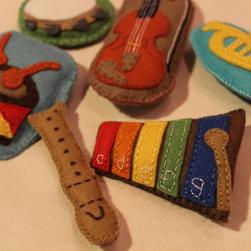 Sada nástrojů pro hudebníka