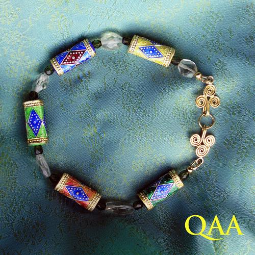 On The Silk Road Bracelet - SLEVA
