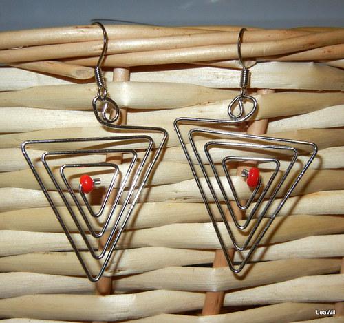 Trojúhelníkové spirálky
