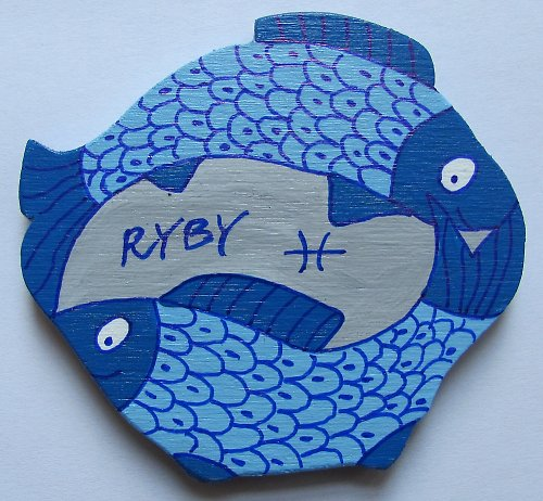 magnet ryby