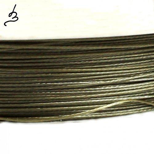 Ocelové lanko metal 0,38