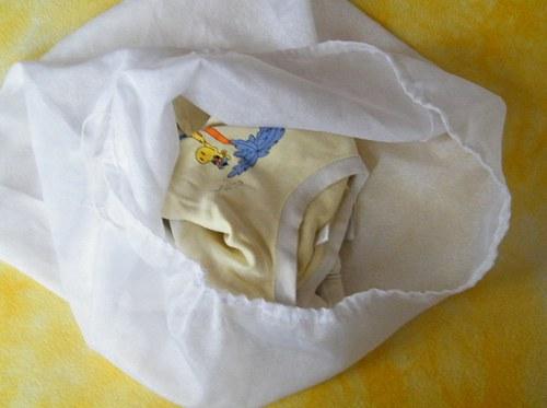 Síťka na prádlo recyklo 52x55 cm