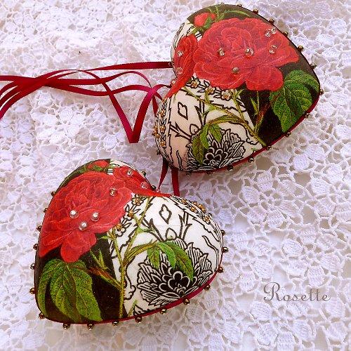 Vášnivé flamenco ... - srdíčko