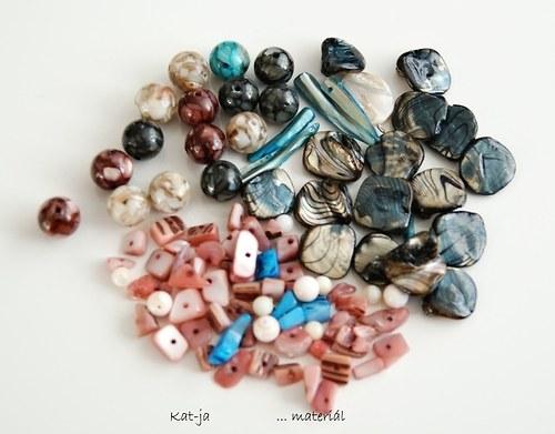 Perleť - směs drobná